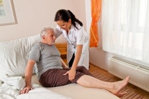Senior-care-help-out-of-bed