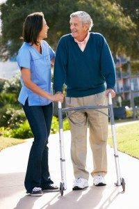Senior-care-walker