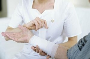 Senior-care-wound-care
